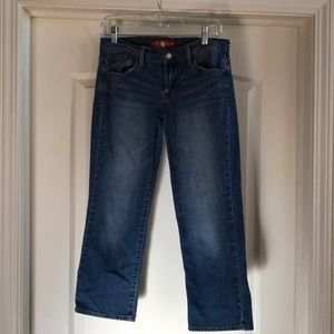LUCKY BRAND Sweet'n Crop jeans, size 4